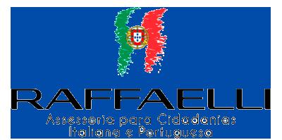 Logo Raffaelli Assessoria em Cidadanias Italianas e Portuguesas